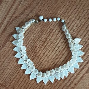 Jewelry - Antique  white necklace
